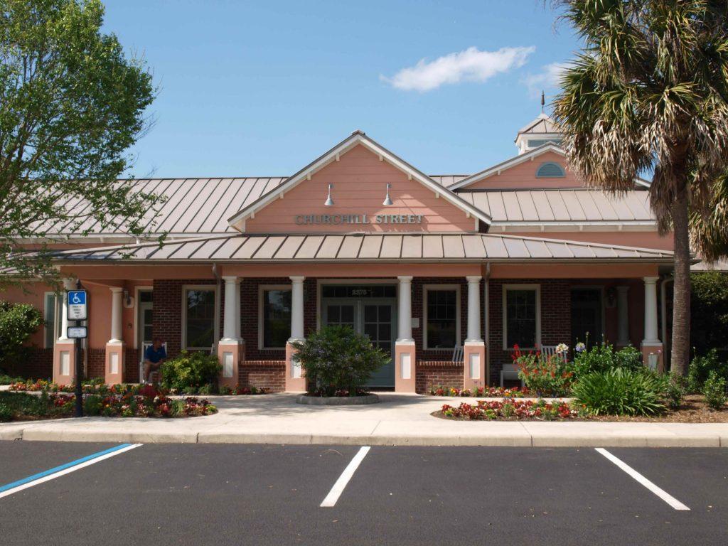 Churchill Rec Center